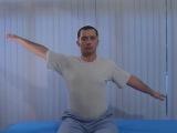 Гимнастика для шеи и плеч.